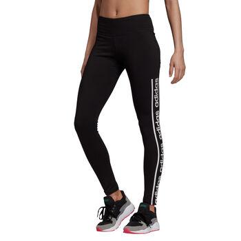 adidas W C90 Tight női fittnesznadrág Nők fekete