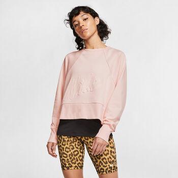 NIKE W Nk Dry Get Fit Lux Nők rózsaszín