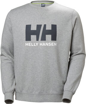 Helly Hansen HH Logo Crew férfi pulóver Férfiak szürke