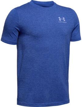 UNDER ARMOUR Fiú-T-shirt kék