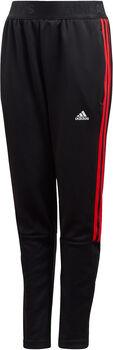 adidas YB TIRO PANT 3S gy. Fiú fekete