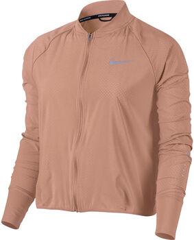 Nike W City Bomber női futókabát Nők rózsaszín