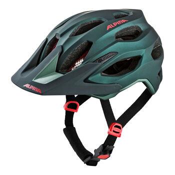 ALPINA Carapax 2.0 felnőtt kerékpáros sisak zöld