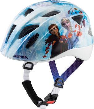ALPINA Gy.-Kerékpár sisak fehér