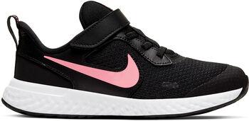 Nike Revolution 5 gyerek futócipő fekete
