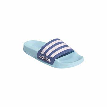 adidas Adilette Shower K gyerek papucs kék