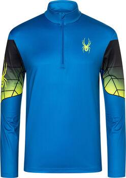Spyder Webstrong T-Neck férfi hosszúujjú felső Férfiak kék