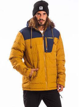 Fundango Passat férfi kabát Férfiak sárga