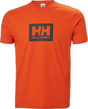 Helly Hansen Tokyo férfi póló Férfiak narancssárga