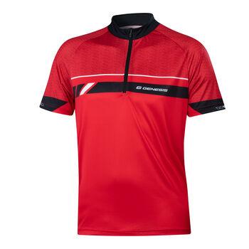 GENESIS Dimaro férfi kerékpáros mez Férfiak piros