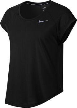 Nike W Tailwind Top SS női póló Nők fekete