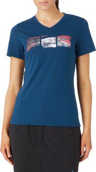 McKINLEY Mathu női póló Nők kék