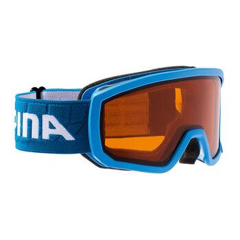 ALPINA Scarabeo Jr. DH gyerek síszemüveg kék