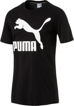 PUMA Archive Logo Tee Print Férfiak fekete