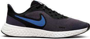 Nike Revolution 5 gyerek futócipő szürke