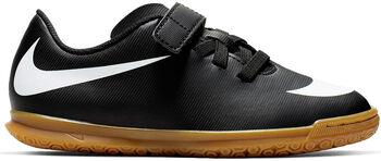Nike Bravatax II Jr gyerek teremfocicipő fekete