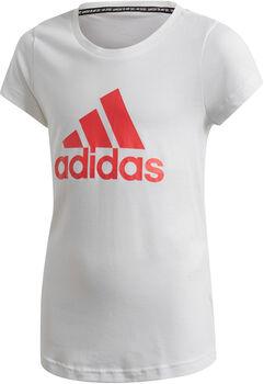 adidas YG MH BOS TEE lány szabadidő póló fehér