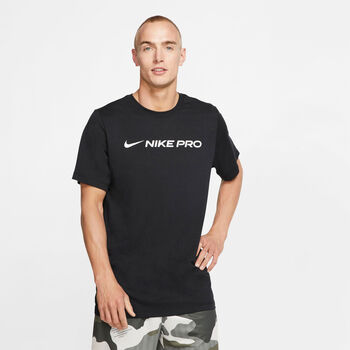 Nike Pro Dri-FIT férfi póló Férfiak fekete