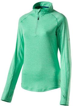 PRO TOUCH CUSCA wms női hosszú ujjú futófelső Nők zöld