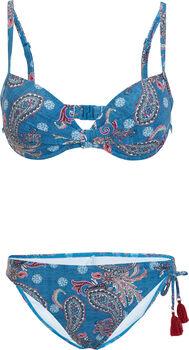 ESPRIT SPORTS Női-Bikini Nők kék