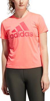 adidas  BOS LOGO TEEnői póló Nők rózsaszín