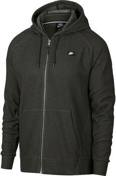 Nike Nsw Optic Hoodie Fz férfi kapucnis felső Férfiak zöld