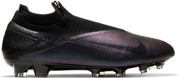 Nike Phantom Vision 2 Elite DF FG stoplis focicipő fekete