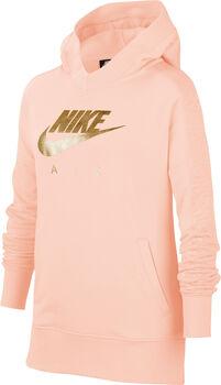 G Nsw Nike Air Po Gx lány melegítő felső rózsaszín