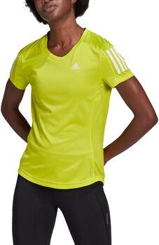 adidas Own The Run női póló Nők sárga