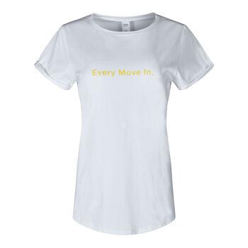 Skiny SK86 Trend női póló Nők fehér