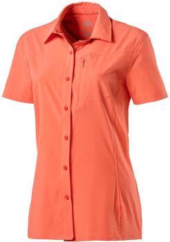 McKINLEY Active Palmera UPF15 női ing Nők narancssárga