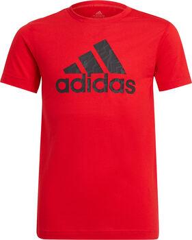 adidas B AR PRME TEE gyerek póló piros