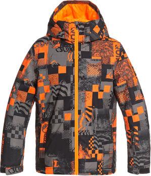 Quiksilver  Morton YouthKn. Snowboardjacke narancssárga
