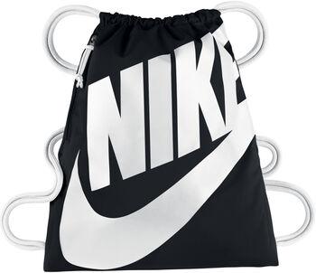 Nike Heritage Gymsack tornazsák fekete