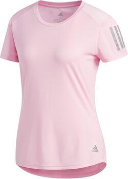 ADIDAS OWN THE RUN TEE női futópóló Nők rózsaszín