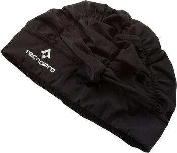 TECNOPRO Cap Flex Vol fürdősapka fekete