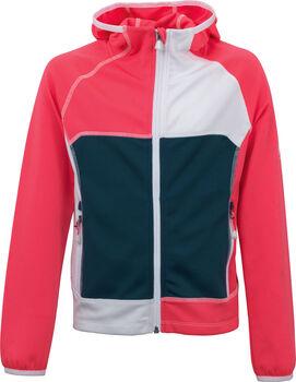 McKINLEY Montina hd gls lány fleece kabát rózsaszín