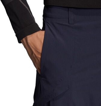 adidas M HIKING PANTS Férfiak kék