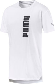 Puma Energy Triblend férfi póló Férfiak fehér