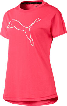 Puma Cat Tee női póló Nők rózsaszín