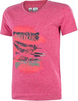 McKINLEY Zabek lány póló rózsaszín