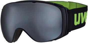 Uvex Sureness FM síszemüveg fekete