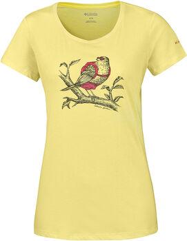 Columbia Birdy Buddy női póló Nők sárga