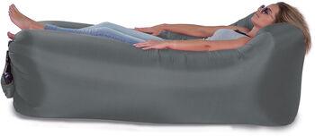 Happy People Lounger to gofelfújható matrac szürke