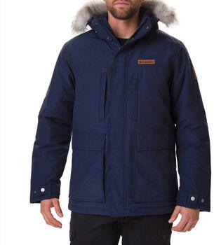 Columbia Marquam Peak Jkt férfi kapucnis kabát Férfiak kék