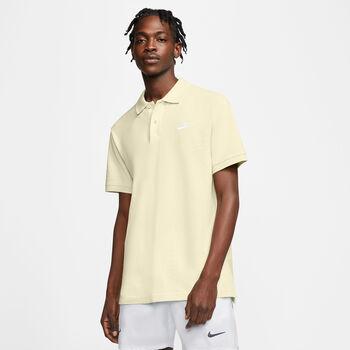 Nike Sportswear Matchup férfi galléros póló Férfiak sárga