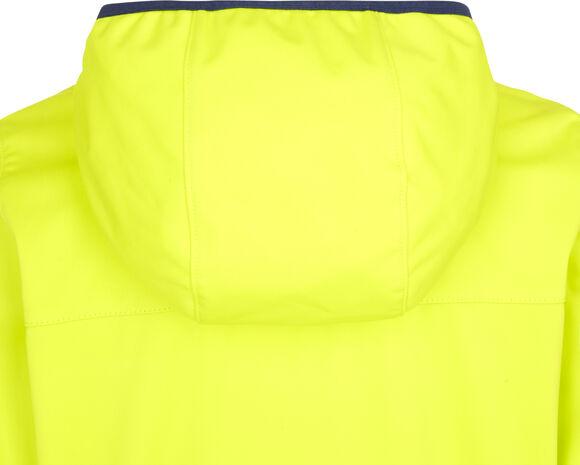 Clement jrs 5.8 fiú softshell kabát