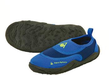 Aqua Sphere Beachwalker gyerek vízi cipő kék