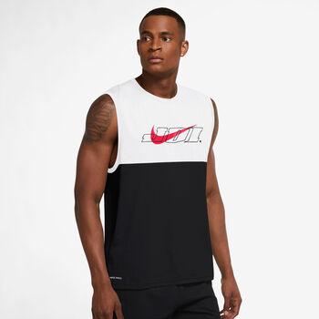 Nike M NK TANK HYPR DRY SC férfi felső Férfiak fekete