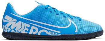 Nike Vapor 13 Club IC Jr. gyerek focicipő Fiú kék